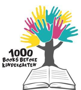 1,000 books logo proof set